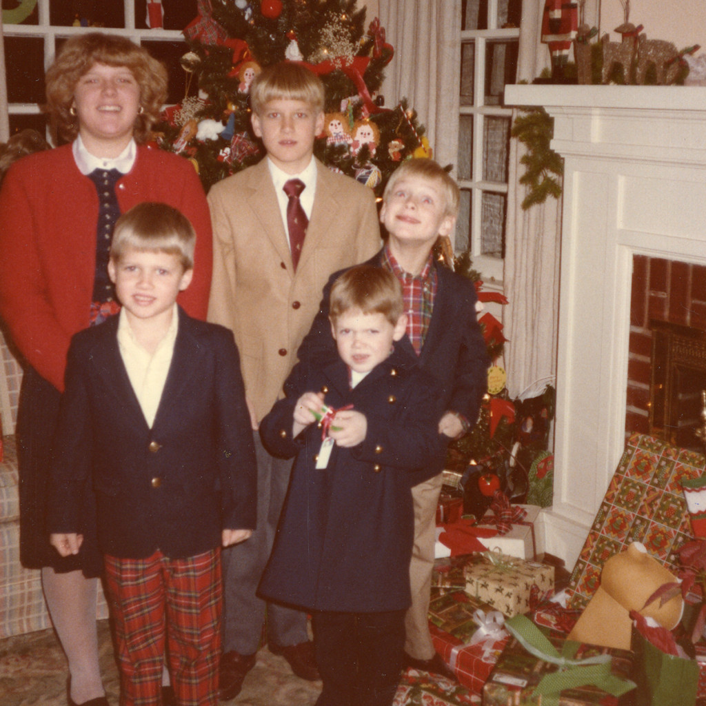 Memories of Park Cities Christmas Past: Rhodes Family Edition