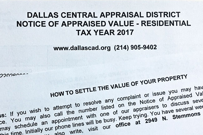 Should You Protest Your Property Tax Appraisal?